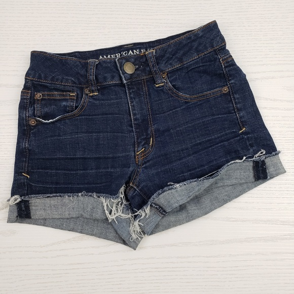 a1b4c3a0e9 American Eagle Outfitters Shorts | American Eagle Super Stretch Jean ...